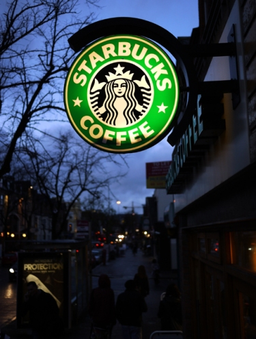 'Starbucks'_sign,_Botanic_Avenue_-_geograph.org.uk_-_1569202